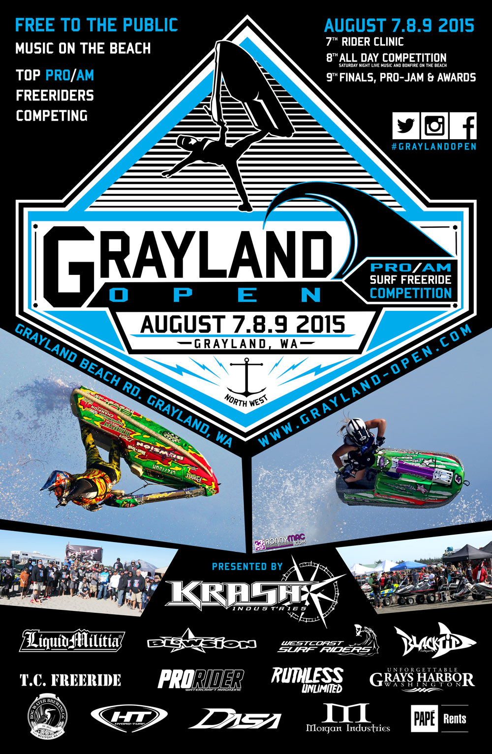 Grayland Poster Update 1