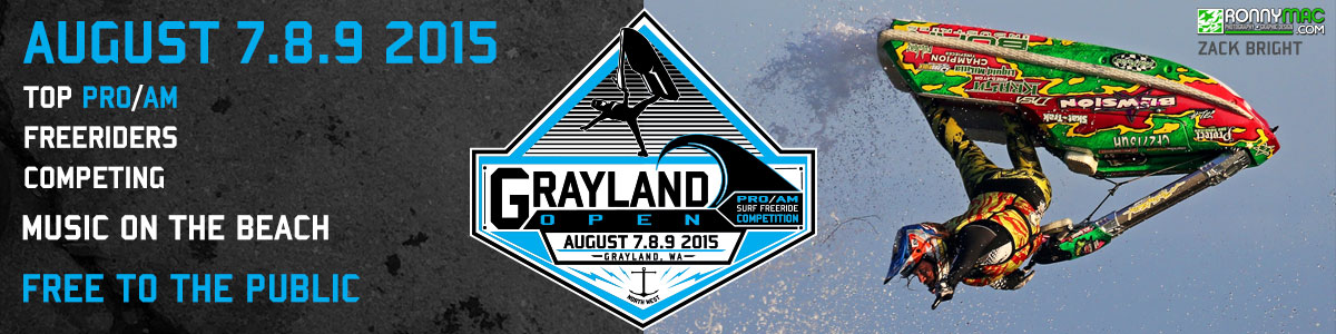 The Grayland Open is only 2 weeks away!