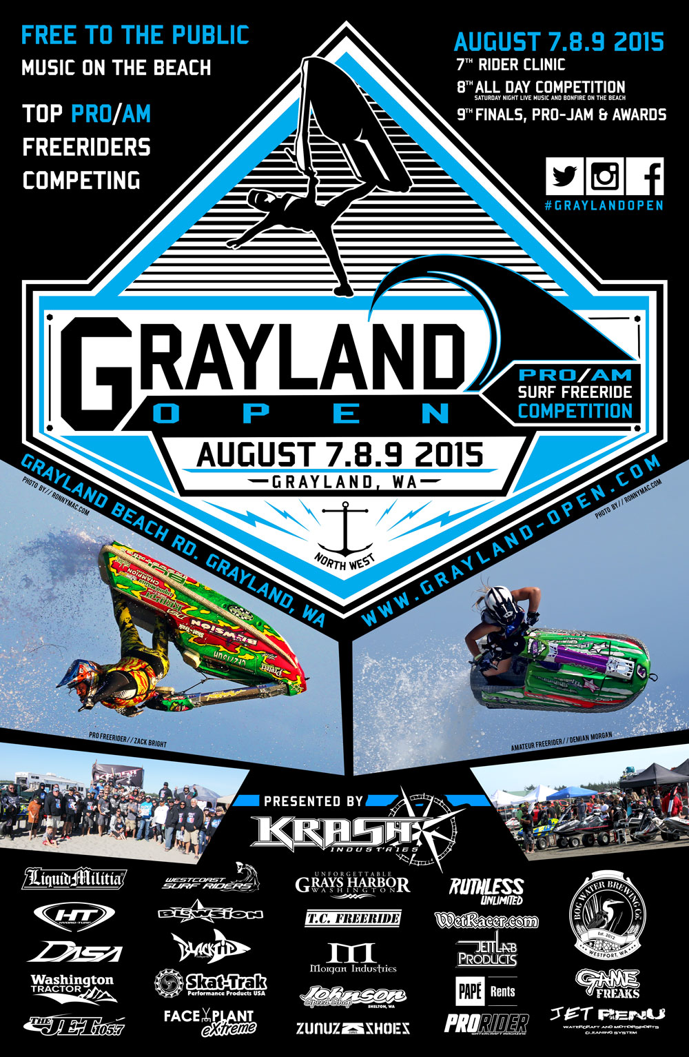 Grayland Poster Update 2